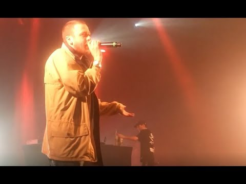 DIRTY DIKE (Feat JAMES BAXTER) Live at Metronum (Toulouse, France)