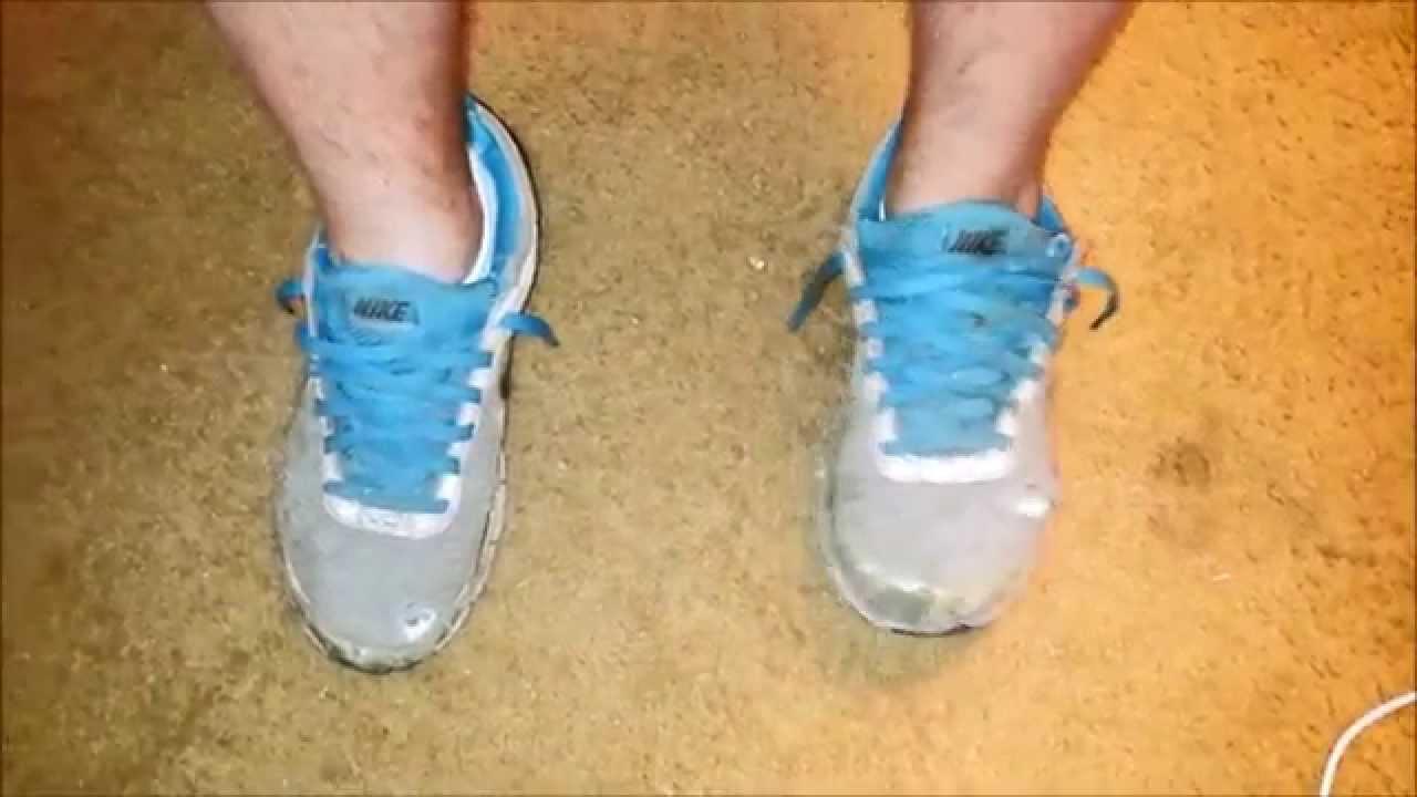 Trashed Nike Air Max Turbulence 16 wUnder Armor Socks YouTube