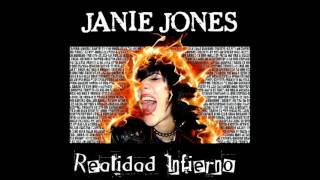 JANIE JONES - Realidad Infierno (Full Album)