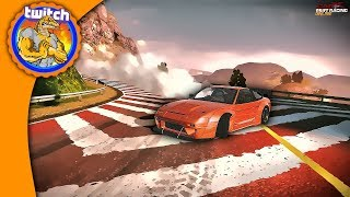 I built a high speed drift monster  | CarX Drift Racing Online (PC) (Twitch Stream)