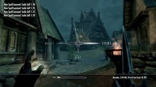 Were to find shrinking and ENLARGMENT spells skyrim