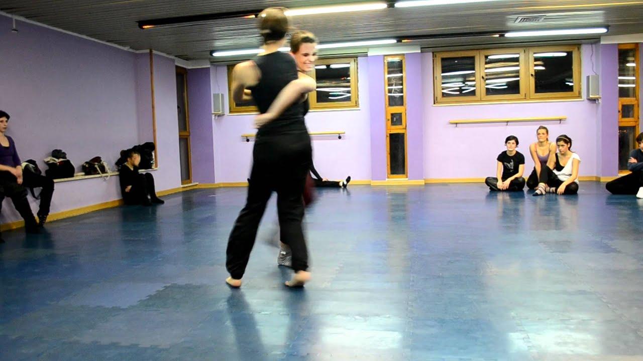 Piccola Sala Prove : Danza contemporanea] sala prove piccola compagnia darte youtube