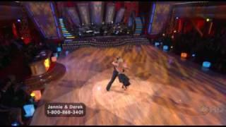 JENNIE GARTH DANCING WITH THE STARS