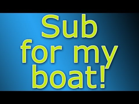 subwoofer-for-my-boat!-:d