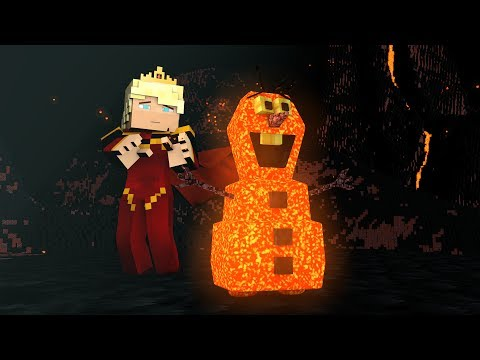"""Let it Glow"" - A Minecraft Parody of Disney's Frozen Let it Go (Music Video)"