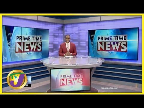 Jamaican News Headlines   TVJ News - August 8 2021