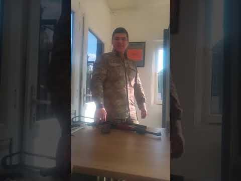 Korktunmu Türk Askeri