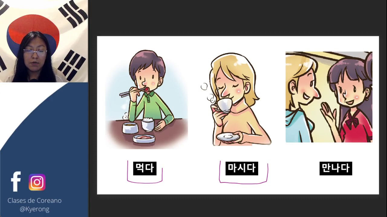 Download Sejong 1 Lección 6 어제 일과 Parte 1 (았/었)