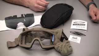 First Look: Smith Optics Outside The Wire (OTW) Turbo Fan Goggles