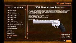 Hunting Unlimited ModPack v3 Showcase