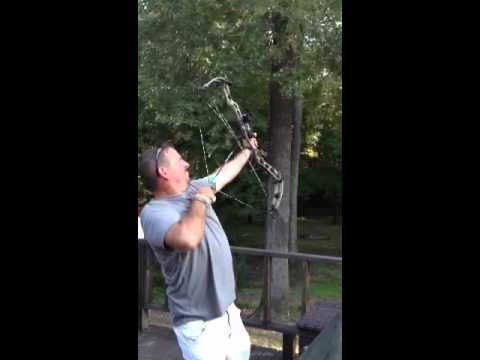 Jimmy Frank Russell Hoyt 72 pound pull fail