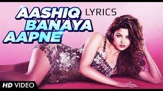Aashiq Banaya Aapne LYRICS - Hate Story IV | Neha Kakkar, Himesh Reshammiya
