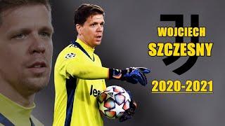 Wojciech szczesny 2020/2021 ● best saves in champions & nations league   hd
