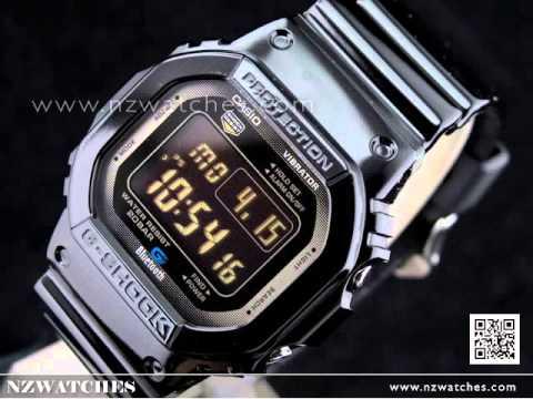 Casio G-Shock Bluetooth Mobile Link Vibrator Watch GB-5600AB-1A ... 6b0e1223ab81