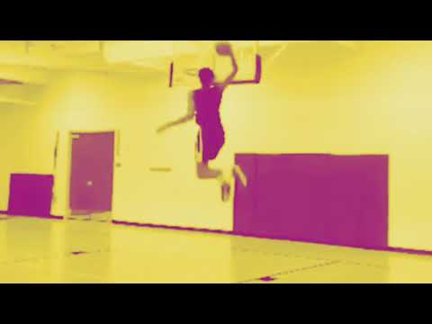 Lakers potential draftee Mitchell Robinson throws down dunks