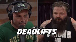 Robert Oberst Says DON'T Deadlift? (Joe Rogan Podcast)