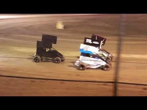 Lemoore Raceway Heat Race-2 10/27/17