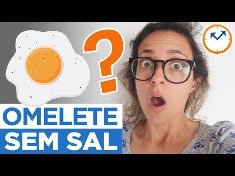 🍳 COMO FAZER OMELETE SIMPLES SEM SAL (receita fácil e rápida) | Cozinha da Dafne