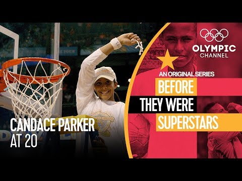 Candace Parker at age 20 | Before They Were Superstars