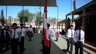 IMPACTO PROJECT PERU, 2012 - Dia del Maestro, Colegio Felipe Santiago Salaverry