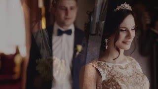 Slide Movie сказочной зимней свадьбы Романа и Ирины.