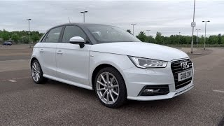 2016 Audi A1 Sportback 1.4 Tfsi 125 S Line Start-Up And Full Vehicle Tour