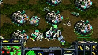StarCraft Brood War [FPVOD] DreamHack 2009 - FINAL - BRAT_OK vs Enivid (TvP)