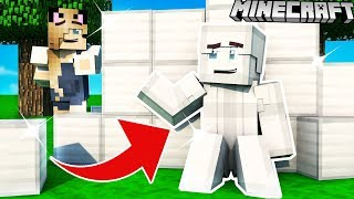IRON TROLL - ZABAWA W CHOWANEGO W MINECRAFT (Hide and Seek) | Vito vs Bella