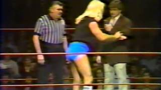 Mike Von Erich vs Michael Hayes