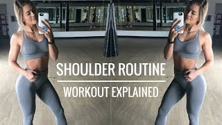 Dumbbell Shoulder Workout Explained | Build Balanced Shoulders