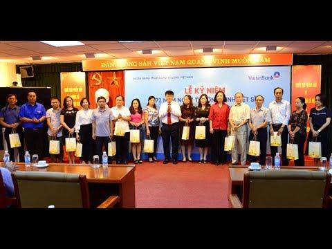 VietinBank Kỷ Niệm 72 Năm Ngày Thương Binh - Liệt Sỹ