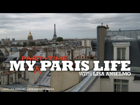 My (Part-Time) Paris Life: My Apartment Tour