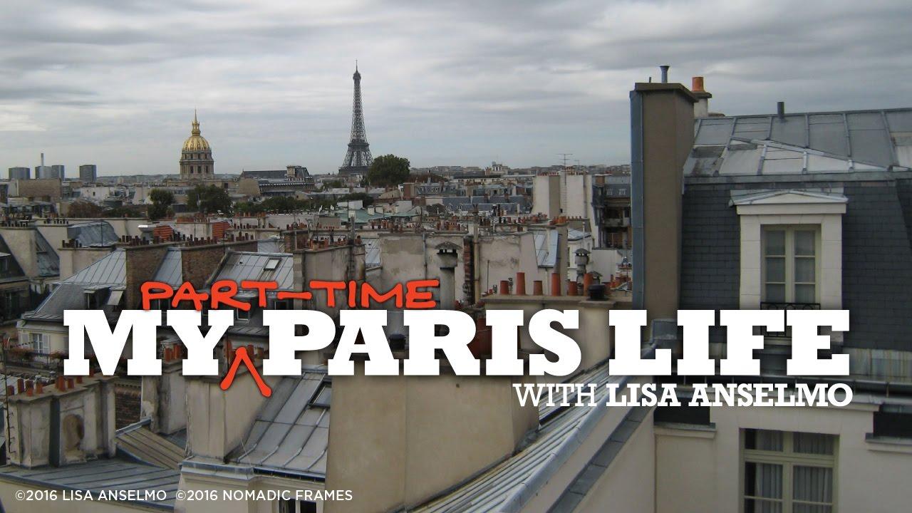 My Part Time Paris Life Apartment Tour