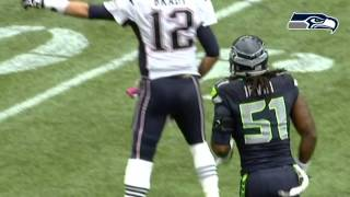 Seattle Seahawks DL Highlights(2012)