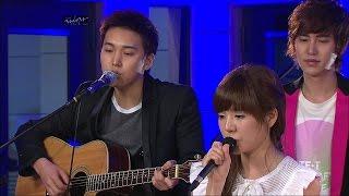 【TVPP】Sunny(SNSD) - Falling Slowly (with Lee Sung-min), 써니(소녀시대) - Falling Slowly @ Lalala Live