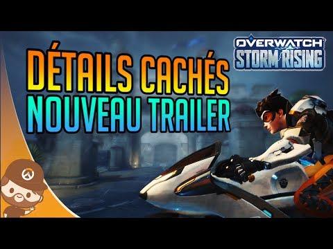 TRAILER: Analyse / Détails cachés & Carte de Convoi - STORMRISING - Overwatch FR thumbnail