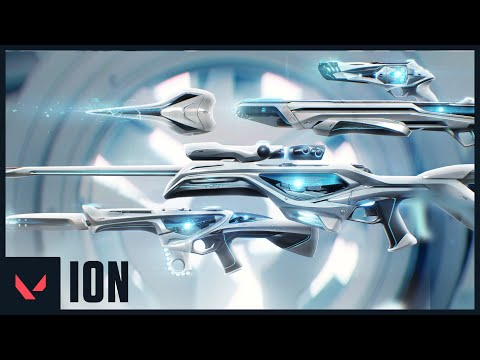 Wield your fate // Ion Skin Reveal Trailer - VALORANT