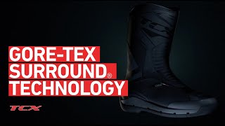 TCX // GORE-TEX SURROUND® Technology