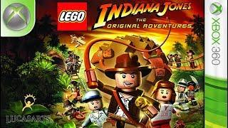 Longplay of LEGO Indiana Jones: The Original Adventures