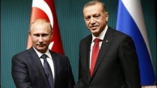 Пресс-конференция Владимира Путина и Реджепа Тайипа Эрдогана. Полное видео