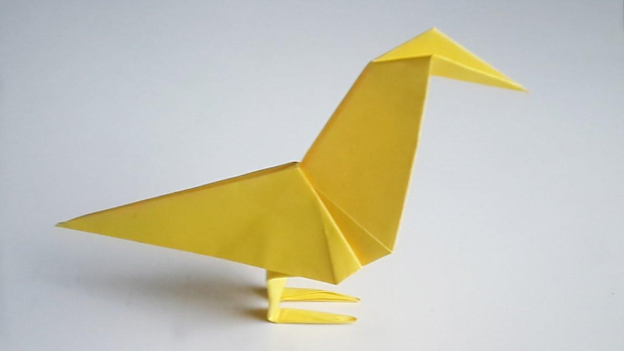 Как сделать оригами ютуб 75