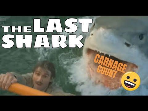 The Last Shark AKA Last Jaws AKA Great White 1981 Carnage Count