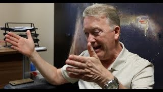 FRANK WARREN ON SAUNDERS-ANDRADE PURSE BID, LIAM SMITH, FURY, JOSHUA-POVETKIN/WILDER, HEARN SIGNINGS