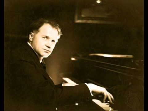Wilhelm Backhaus plays Chopin Ballade N. 1 Op. 23 in G minor