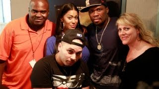 50 Cent Talks Friday Night Fights & More With Hartford's Hot 93.7 Morning Crew