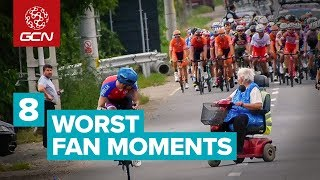 8 Worst Cycling Fan Moments Of 2018