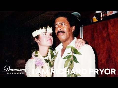 Richard pryor s wife jennifer lee says late comedian wasn t gay bear and on the