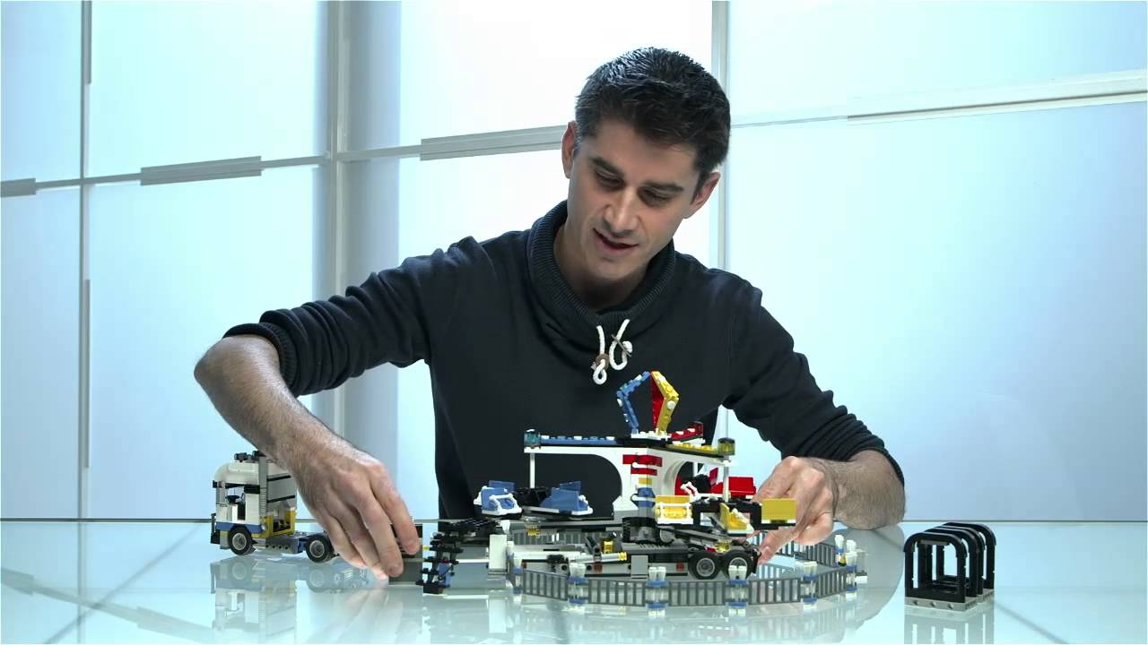 Fairground Mixer - Lego Creator