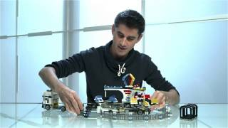 LEGO® Creator - Fairground Mixer 10244 Designer Video