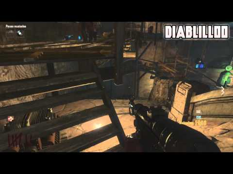 Guia Zombies Origins BO2: Tutorial Como Montar Dron Maxis - Todas Las ...
